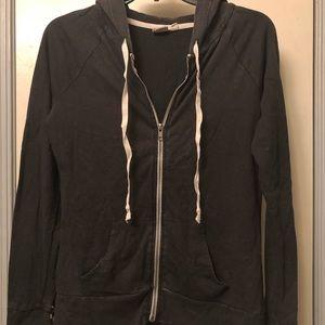 Mudd zip-up hoodie
